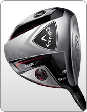 Callaway Razr-Fit, Opti Fit and Extreme, X-Hot Drivers and Woods