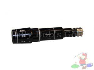 Mizuno JPX 850, 900 Adjustable Sleeve Adaptor Driver, Fairway, Hybrid