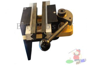 "CMX® Shaft Clamping System ( Vise or Bench Mount ) 5-1/2 "" Jaws"