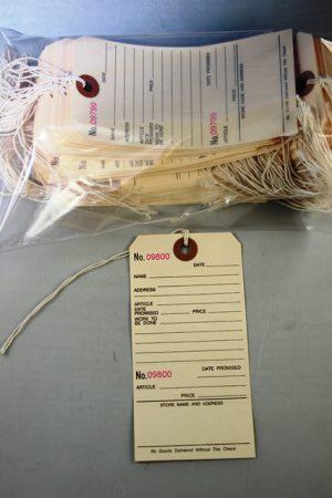 Repair Tags 100pk