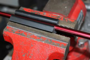 Rubber Vise Shaft Grip