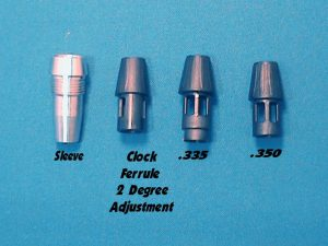 Callaway I-MIX Metal Sleeve Adaptor Kit