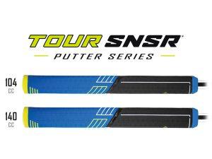 Golf Pride Tour SNSR Straight Putter Grip