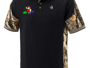 Billy Bob's Camo Embroider Shirts