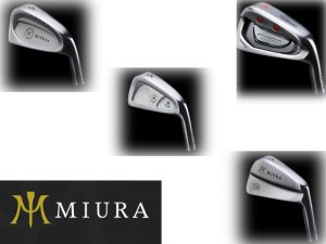 Miura Forged Irons  * See Descripton Tab for Selections