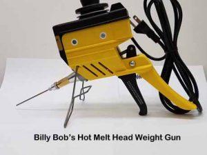 CMX® Hot Melt Glue Weight System
