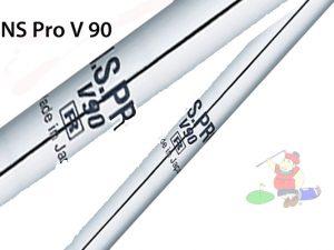 Nippon NS Pro V 90  5% Off Full Set 3-PW