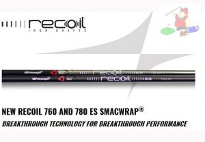 UST RECOIL 760/780 ES SmacWrap Irons New 2018 Free Ship on Complete Sets