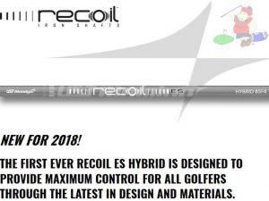 UST Recoil ES Hybrid Shafts New 2018