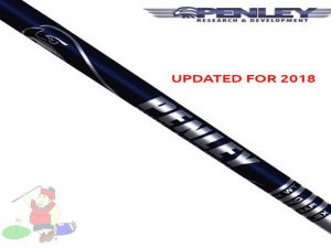 Penley ET3LD  New 2018 Long Drive Shaft