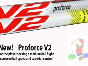 UST Pro Force V2 Hybrid Shafts New 2018
