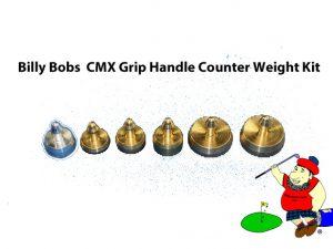 Counter Balance Grip Weights