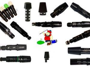 Shaft Adaptors & Sleeves
